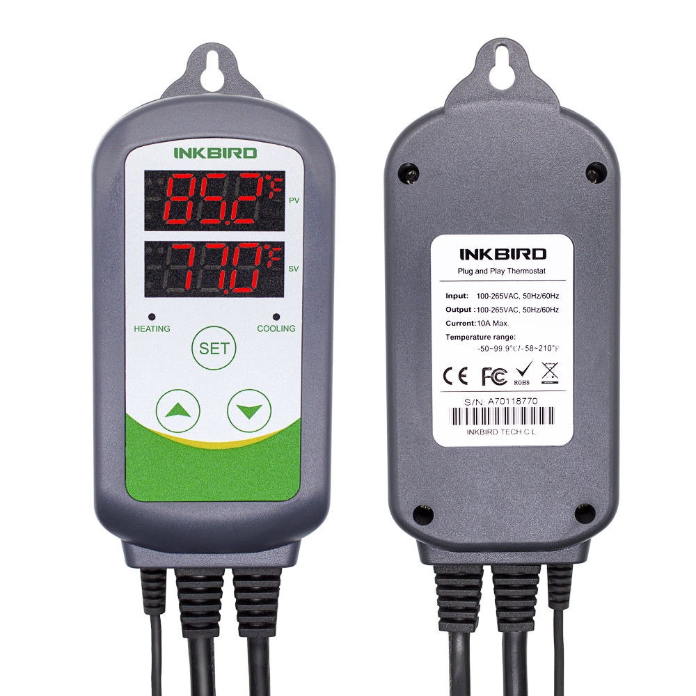 Itc 308 Digital Temperature Controller Room Thermostat Buy Controllerdigital Product On
