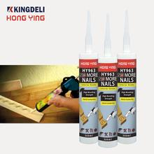 High strength liquid nails adhesive for construction