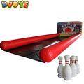 attractive inflatable bowling sport games