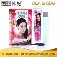 Professional factory hair color wholesale/hair dye/ private label magic color hair coloring