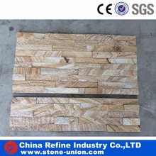 Interior and Exterior Natural Stone Wall Panel Stacked Stone