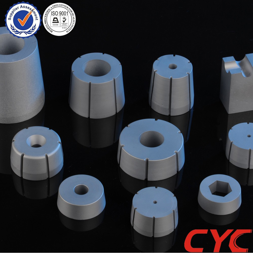 Professional quality tungsten carbide punch