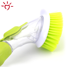 Kitchen scrubber cleaning dish washing brushes