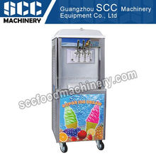 SCC Good Looking Durable Gongly cold stone ice cream machine