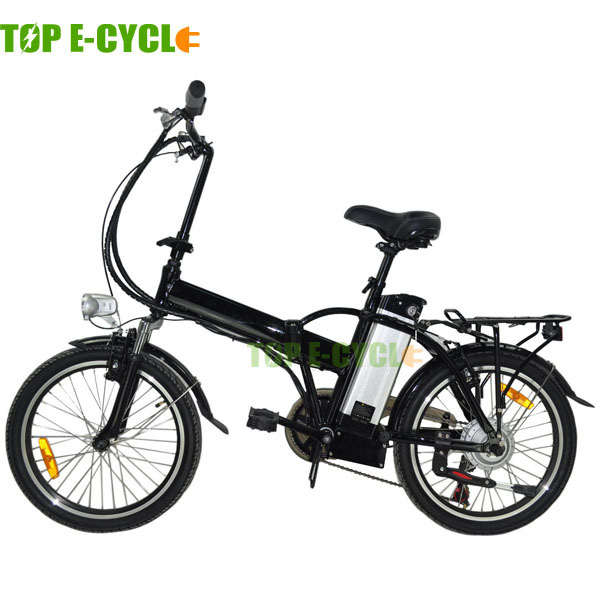Top E-Cycle High Quality Popular Ebike CE Approval Israel Folding Step Through Electric Bike