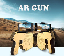 Manufactured Virtual AR Gun Augmented Reality Smartphone Shooting Games Bluetooth Control Toy AR-Gun