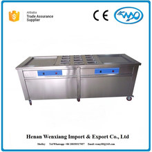 220V/110V Panasonic/Toshiba compressor fry ice machine thailand ice cream machine