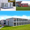 Export to Philippines mobile standard flatpacked container house prefab house