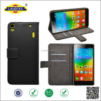 Prime PU Leather flip cover case for lenovo k3 note