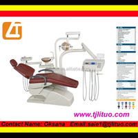 Best quality electric Dental unit/dental chair for dental clinic Tianjin manufacturer!!!