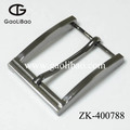 Hot selling 40mm pin buckle for belt ZK-400788