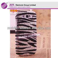 Bling zebra case for samsung galaxy s3 i9300 fashion case phone accessories