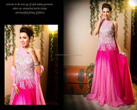 Anarkali Dress Designer Bollywood Salwar Kameez Woman Clothing Ethic Dress R2241