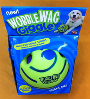 Pet toys Wobble Wag Giggle Dog Pet Toy Dog Chew Toy