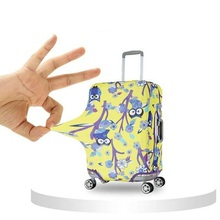 Travel Luggage Suitcase Trolley Case Protective Cover
