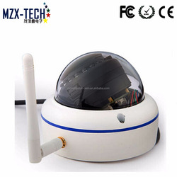 Best-selling factory low-cost hemisphere million wireless remote monitoring WIFI camera IP camera ball wireless camera