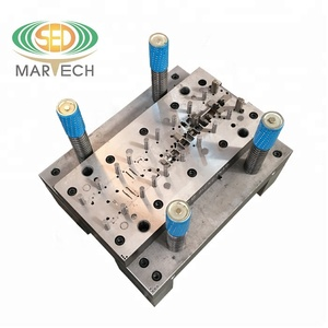 Stamping Mold Manufacturer, Punching Die /Tooling / Mould Maker in China