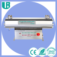 254nm LED UV Sterilizer in Water Tank to Kill Ich 550w 120GPM