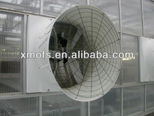 Propeller wall fan