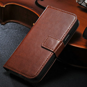 Luxury case for samsung galaxy s4 mini, for samsung galaxy s4 mini i9109 leather case, flip case for samsung galaxy s4 mini