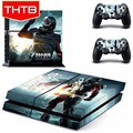 Cover Skin Decal Sticker For PS4 Console Controller