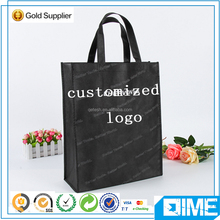 Professional design double handles reusable non woven shopper tote bag