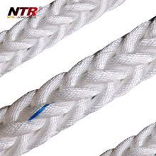 NTR 12-ply mooring ship rope used ship rope