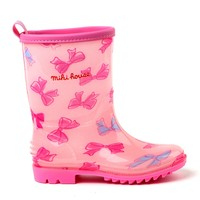 TongPu Shoes Factory PVC Clear Childrens Rain Boots