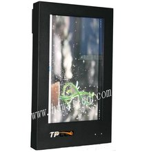 32 inch vertical waterproof outdoor lcd television digital signage sunlight readable lcd monitor