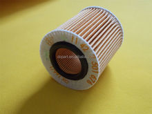 100% wood pulp high quality automobile oil filter