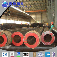 China Supplier Big Outer Diameter Alloy Seamless Steel Tube and Pipe For Bioler