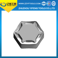 CNC Cutting Tools milling insert HNEX for Metal Lathe