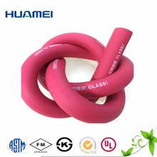 Colorful soft insulation rubber foam tube rubber tube buy from China