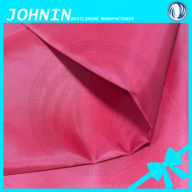 100 polyester taffeta lining cheap fabric clothing fabrics for Cheap clothing material
