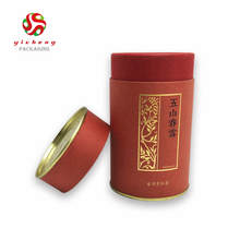 Hot Sale New Products Paper Tube Tea Boxes