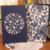 New vintage style Notebook Paper Notepad Crayon painting pattern pocket notepad solid color