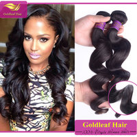 "Alibaba express 2015Christmas promotion Best match 3pcs20""brazilian remy hair weaves wholesale"