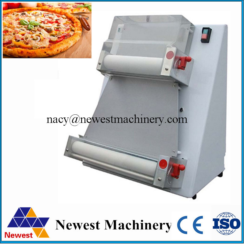 Latest design electric pizza dough press,pizza making machine,pizza forming machine