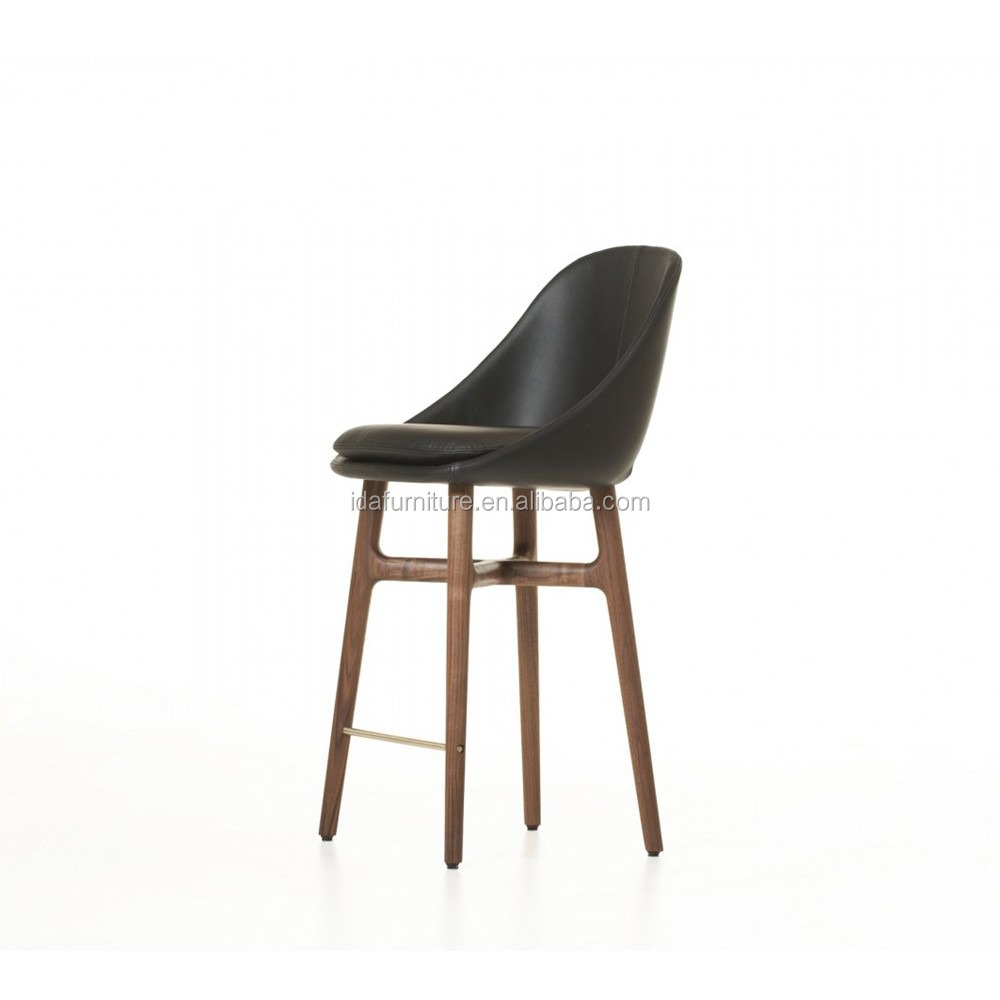Modern wooden bar stool buy neri hu solo