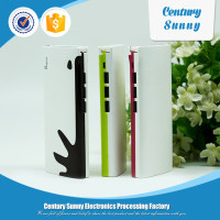 New products mobile portable power bank external battery charger