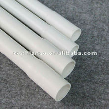 Wholesales Full Size Plastic Bell End PVC Pipe Conduit