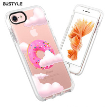 Free Shipping BUSTYLE Alibaba Best Sellers Oem Universal Impact Cell Mobile Phone Case For iPhone 6/7/8 plus, mobile case cover