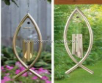 Decoration Metal Wind Chime Fish Bell