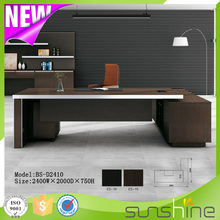 Best Design Modern Classic Furniture Standard Office Desk Dimensions BS-D2410
