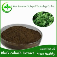 Supply high quality Black Cohosh Extract triterpenoid saponins