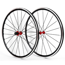 oem chinese cheap aluminum alloy road racing bicycle wheels 700c for sale