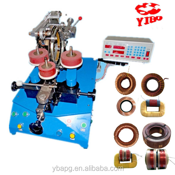 automatic toroidal winding machine inductor coil winding machine,inductor winding machine