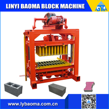 QT4-40 concrete block making machine price in pakistan