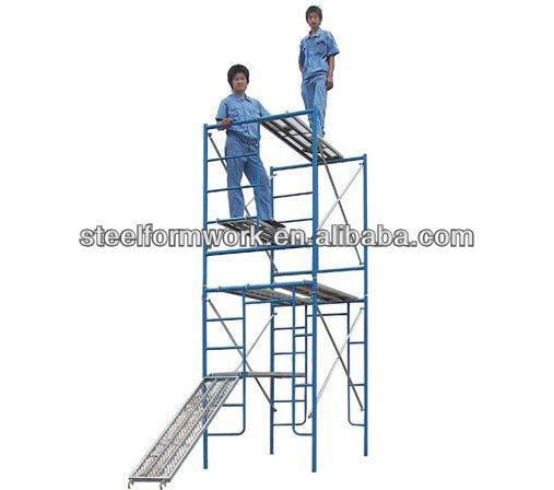 cover all size steel scaffolding plank