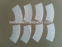 blank PE coated paper cup fan